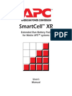 APC SmartCell XR