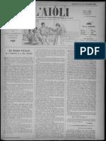 L'Aiòli. - Annado 06, n°207 (Setèmbre 1896)