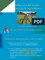 Medio Ambiente y Agricultura_Enrique Huerta