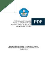 Petunjuk Operasional PAK 27-1-2015