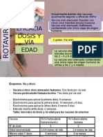 Diapos de Vacunación de Rotavirus