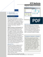 NetSuite Data Sheet