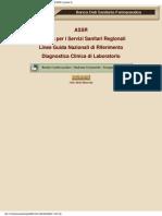 Linee Guida Rischio Cardiovascolare ASSR