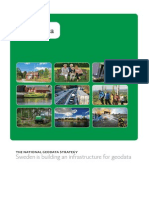 The National Geodata Strategy_2012