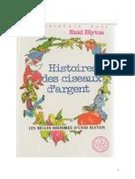 Blyton Enid Histoires des ciseaux d'argent.doc