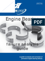 Engine Bearing Failure Analysis Guide