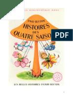 Blyton Enid Histoires des quatre saisons.doc