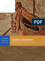 Hrw Manual Scavenging