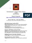 The Brewmasters Beer & Cider List 2015 - Cask, Keg, Bottles