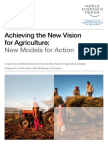 WEF IP NVA New Models for Action Report