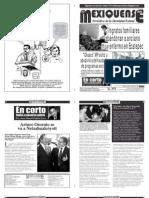 Diario El mexiquense 29 enero 2015