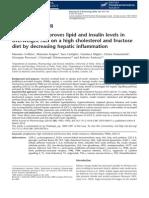 Pioglitazone Decreases Hepatic Inflammation