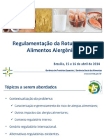Alergênicos - ANVISA_04.2014