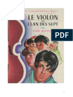 Blyton Enid Le Clan des Sept 10 Le Violon du Clan des Sept 1958.doc