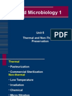 Thermal vs Non-Thermal