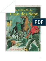 Blyton Enid Le Clan des Sept 15 Nouvelle Version Le cheval du Clan des Sept 1963.doc