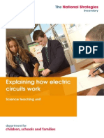 Explaining How Electric Circuits Work