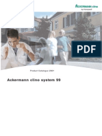 Ackermann Clino System99