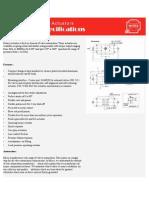 Micro Pneumatics Rotary Actuators