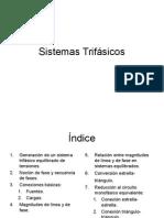 Sistemas trifásicos