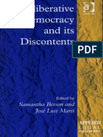 Besson & Marti (Eds.) - Deliberative Democracy and Its Discontents (2006)