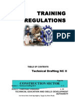 Amended TR Technical Drafting NC II