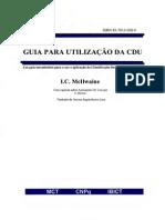 Guia Para Utilização Da CDU
