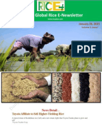 28th January,2015 Daily Global Rice E_Newsletter by Riceplus Magazine