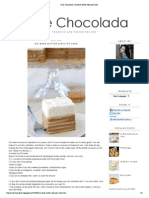 Cafe Chocolada_ No Bake Butter Biscuits Cake