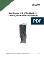 Manual Do Retificador 37A_48V