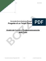 3. Lezione 1 Analisianalisi-carichi-e-predimensionamento Carichi e Predimensionamento