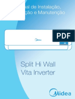 tutorial midea Inverter D0613