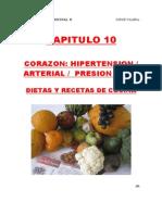 Hipertension Alimentacion Medicinal II