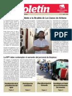 El Boletín de IUC Los Llanos de Aridane - 1