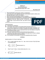 700000852 CBSE XII Mathematics Questions Sample Papers 1 (2)