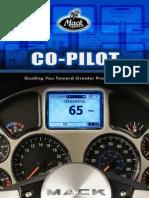 Co-Pilot-tablero electronico