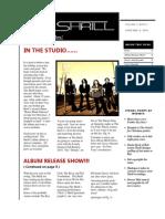 The Shrill January Newsletter