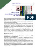 Tema 05b_Resonancia Magnética Nuclear de Pozo