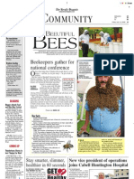 Community front - Ther Herlad-Dispatch, July 11, 2008