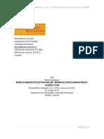 Modelos Energéticos en Psicoanálisis.