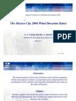 Mexico City WindDirectionStates-2006
