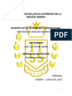 Instituto Tecnológico Superior de La Región Sierra