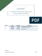 Tutorial DNV OS F101 2012