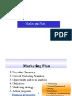 Marketing Plan & Audit