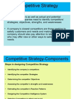Competitive Strategies (1)