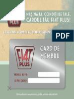 Cardul Tau Fiat Plus