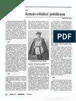 Marcsók Vilma - 125 éves közművelődési jubileum