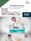 Paneendra Suresh's Illustrations for the #6FrameStoryChallenge - 2