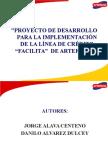 Estudio Mercado Artefacta