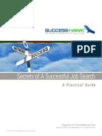 SuccessHawk Secrets of a Successful Job Search